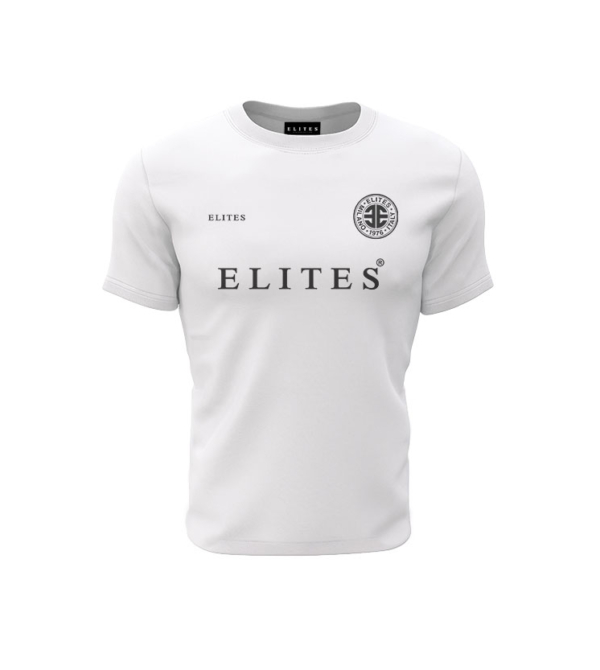FC ELITES T-SHIRT - WHITE