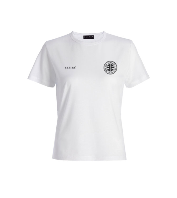 FOOTBALL T-SHIRT - WHITE